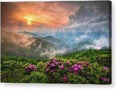 Western North Carolina Acrylic Prints
