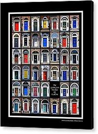 Designs Similar to The Georgian Doors Of Dublin