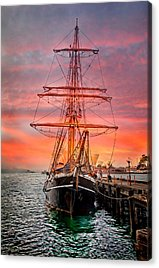 Tall Ships Acrylic Prints