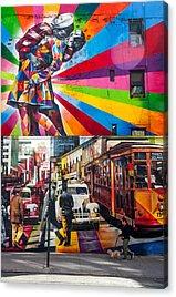 Chelsea Acrylic Prints