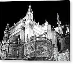 Catedral De Sevilla Acrylic Prints