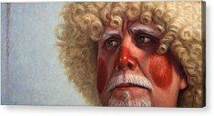 Satirical Paintings Acrylic Prints