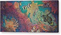 Anglefishes Acrylic Prints