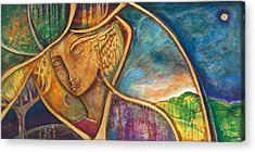 Visionary ist Paintings Acrylic Prints