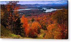 Adirondack Mountains Acrylic Prints
