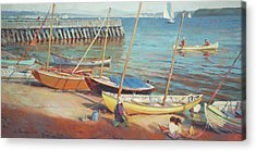 Whidbey Island Acrylic Prints