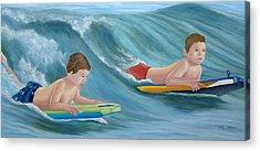 Bodyboard Acrylic Prints