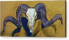 Western Zodiac Acrylic Prints
