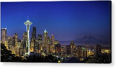 Space Needle Acrylic Prints