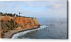 Point Vicente Acrylic Prints