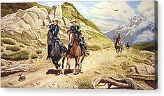 Cavalry Acrylic Prints