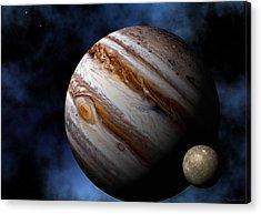 Solar System Acrylic Prints