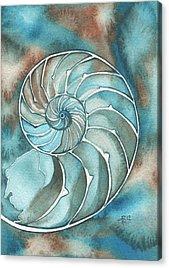 Turquoise Acrylic Prints