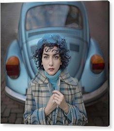 Volkswagen Photographs Acrylic Prints
