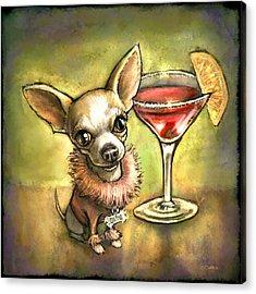 Chihuahua Acrylic Prints