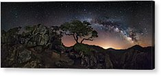 Milky Way Acrylic Prints