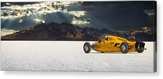 Speed Acrylic Prints