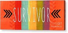 Survivors Acrylic Prints