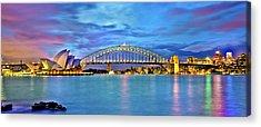 Sydney Opera House Acrylic Prints
