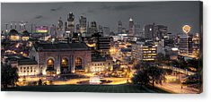 Kansas City Acrylic Prints