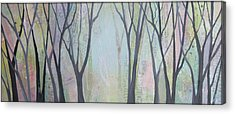 Forest Trail Acrylic Prints