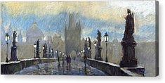 Charles Bridge Acrylic Prints