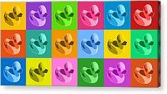 Duck Acrylic Prints
