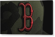 Red Sox Photographs Acrylic Prints