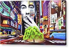 The Dave Matthews Band Acrylic Prints