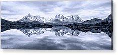 Torres Del Paine Acrylic Prints