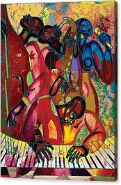Poncho Acrylic Prints