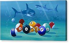 Clown Fish Acrylic Prints