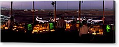 San Francisco Airport Photographs Acrylic Prints