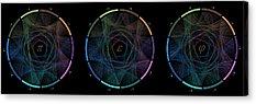 Data Visualization Acrylic Prints