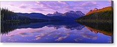 Glacier National Park Acrylic Prints