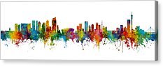Johannesburg Acrylic Prints