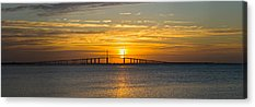 Sunshine Skyway Bridge Acrylic Prints