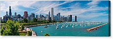 Chicago Skyline Acrylic Prints