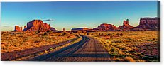 Monument Valley Acrylic Prints