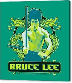 Bruce Lee Acrylic Prints