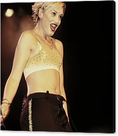 Gwen Stefani Acrylic Prints