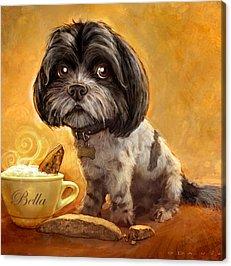 Pet Portraits Acrylic Prints