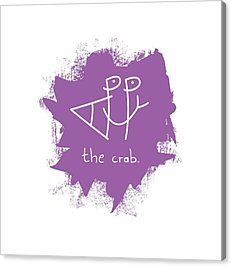 Designs Similar to Happy The Crab - Purple