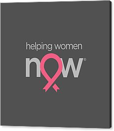 Breast Cancer Awareness Acrylic Prints