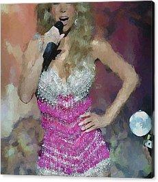 Mariah Carey Acrylic Prints