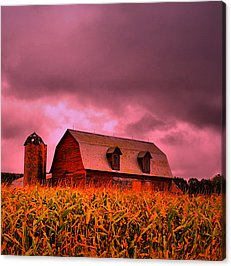Barn Acrylic Prints