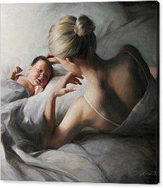 Motherhood Acrylic Prints