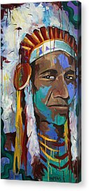 Chief Acrylic Prints