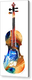 Violin Acrylic Prints