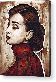 Celebrity Acrylic Prints